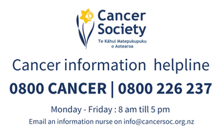 Cancer Society Helpline