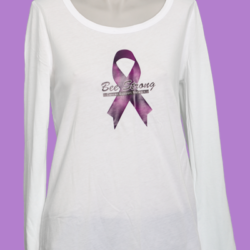 Cancer Supporters T/Shirt WTLSL